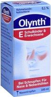 Pfizer Olynth 0,1% Nasentropfen Für Erwachsene (PZN 2340438)