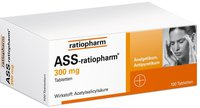 ratiopharm Ass 300 Tabletten (PZN 7602392)