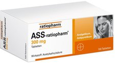 ratiopharm Ass 300 Tabletten (PZN 7602392)