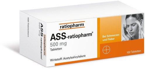 ratiopharm Ass 500 (PZN 4345948)