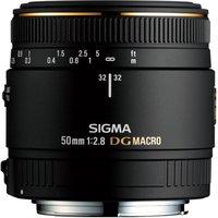 Sigma 50mm f2.8 EX DG Makro Nikon