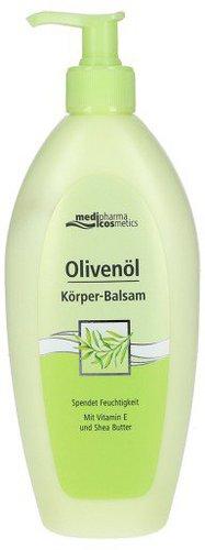 Medipharma Olivenöl Körper-Balsam Spender (500 ml)