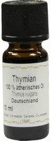 Apotheker Bauer + Cie Thymian 100% ätherisches Öl (10 ml)