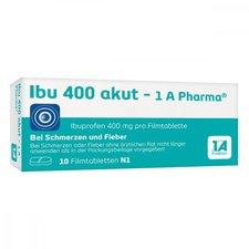 1A Pharma Ibu 400 Akut (10 Stück)