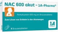 1A Pharma Nac 600 Akut (6 Stück)