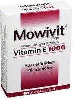 Rodisma Mowivit Vitamin E 1000 Kapseln (20 Stk.)
