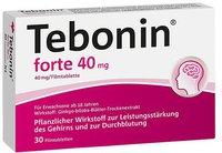 Schwabe Tebonin Forte 40 mg Filmtabletten (30 Stück)