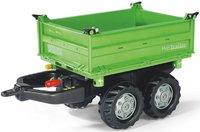 Rolly Toys rollyTrailer Mega Trailer Deutz grün
