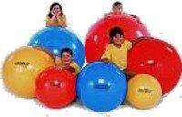 Rehaforum Gymnicball 42 cm gelb (1 Stück)