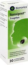 Bionorica AG Tonsipret Tropfen (30 ml)
