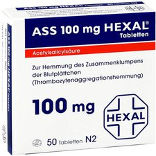 Hexal Ass 100 Tab. (50 Stk.)