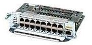 Cisco Systems EtherSwitch/Service Modul 16Port 10/100T PoE (NME-16ES-1G=)