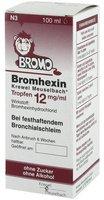 Krewel Bromhexin Tropfen 12mg/ ml (100 ml)