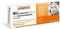 ratiopharm Ibu 200 Akut Schmerztbl. Filmtabletten (20 Stück)