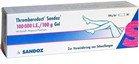 Sandoz Thrombareduct 100 000 I.E. gel (100 g)