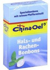 BIO-DIÄT-BERLIN China Oel Hals- U. Hustenbonbons (40 g)