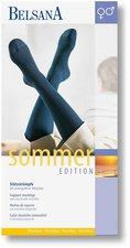 BELSANA Sommer Edition Kniestrumpf Gr. 4 beige