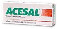 ALTANA Acesal Tabletten (20 Stk.)
