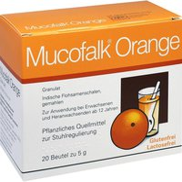 Dr. Falk Mucofalk Orange Granulat Btl. (20 Stück)