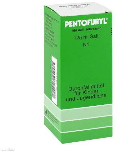 Linden Pentofuryl Saft (125 ml)