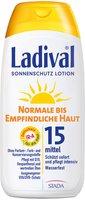Ladival Normale / empf. Haut Sonnenschutz Lotion LSF 15 (200 ml)