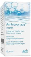 Acis Ambroxol Tropfen (50 ml)