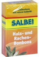 BIO-DIÄT-BERLIN Salbei Hals- und Hustenbonbons (40 g)