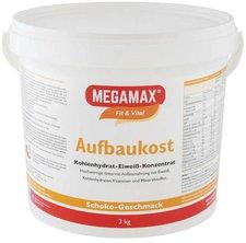 Megamax Aufbaukost Schoko Pulver (3 kg)