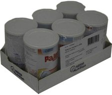 Novartis Palenum Vanille Pulver (6 x 450 g)