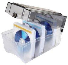Hama 49827 CD-ROM Sleeve Box 150