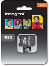 Integral microSD Card 2 GB