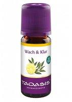 TAOASIS Wach & Klar Duftkomposition Öl (10 ml)