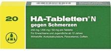 Boehringer Ha Tabletten N (20 Stück)