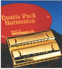 Hohner Double Side Puck