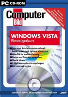 United Soft Media ComputerBild - Windows Vista - Der Einsteigerkurs (Win) (DE)