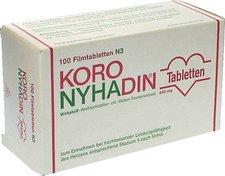 ROBUGEN Koro Nyhadin Filmtabletten (100 Stück)
