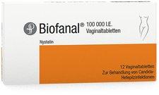 Dr. R. Pfleger Biofanal Vaginaltabletten (12 Stk.)