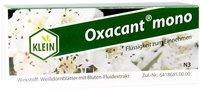 Dr. Gustav Klein Oxacant mono Tropfen (30 ml)