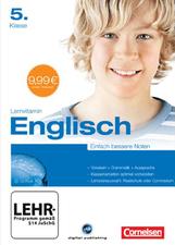 Cornelsen Lernvitamin Englisch - 5. Klasse (Win) (DE)