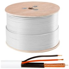 Security-Center KA9000 Video-Kombi-Kabel (250,0m)