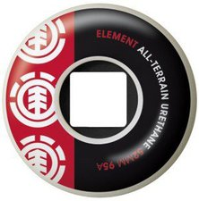 Element Section Wheels 54mm