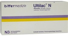Bittermedizin Ultilac N Kautabletten (100 Stück)