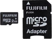 Fujifilm microSD Card High Quality 2 GB