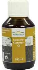 Amazonas Schwarzkümmelöl AE mit Vitamin E Braunglas (100 ml)