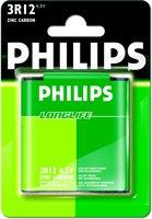 Philips LongLife Flachbatterie / 3R12