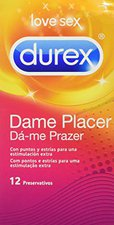 Durex Pleasuremax Kondome (12 Stk.)