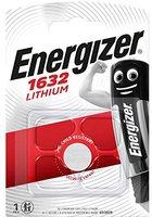 Energizer 1x Knopfzelle CR1632 3V 130 mAh