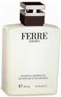 Gianfranco Ferre Ferre for Men Shampoo & Shower Gel (200 ml)