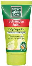 Allgäuer Latschenkiefer Schrundensalbe Latschenkiefer Orange (75 ml)