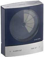 Jacob Jensen Timer Clock Blue 32040